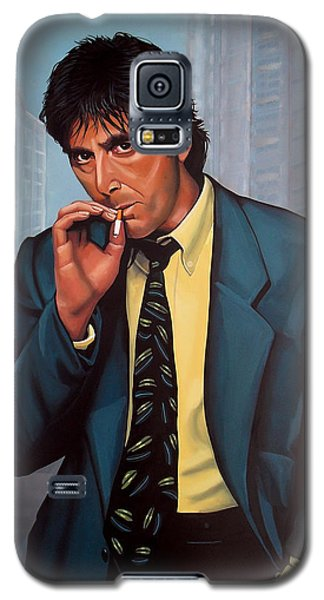 Al Pacino 2 Galaxy S5 Case by Paul Meijering
