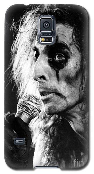 Alice Cooper 1979 Galaxy S5 Case