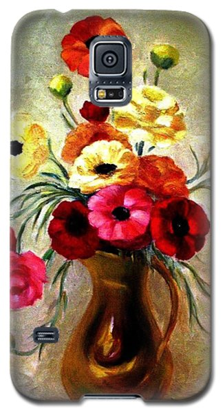 Basking In The Light Galaxy S5 Case by Hazel Holland