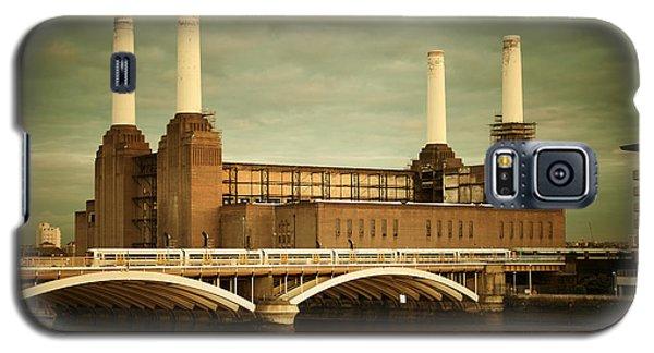 Battersea Power Station London Galaxy S5 Case