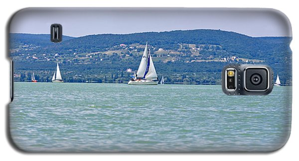 Beautiful Lake Balaton  Galaxy S5 Case