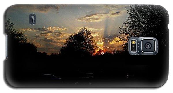 Beauty In The Sky Galaxy S5 Case