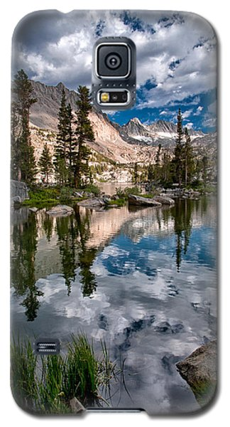 Blue Lake Galaxy S5 Case
