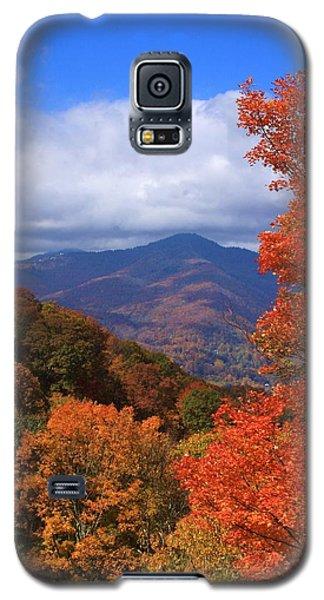 Blue Ridge Fall Galaxy S5 Case