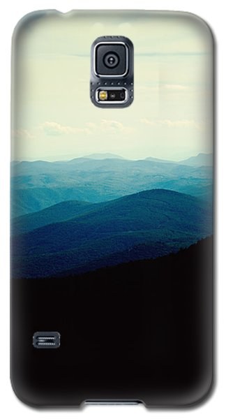 Galaxy S5 Case featuring the photograph Blue Ridge Mountains by Kim Fearheiley
