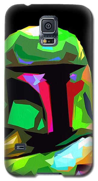 Boba Fett Star Wars Galaxy S5 Case by Daniel Janda