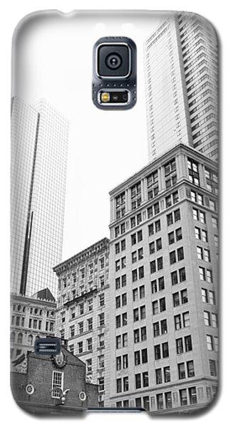 Boston Cityscape Galaxy S5 Case