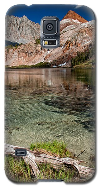 Bull Lake And Chocolate Peak Galaxy S5 Case