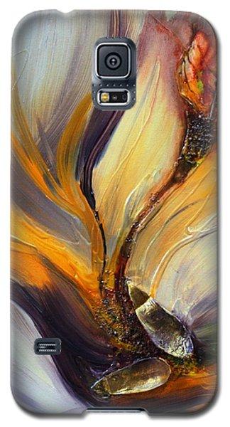 Burst Galaxy S5 Case by Pat Purdy