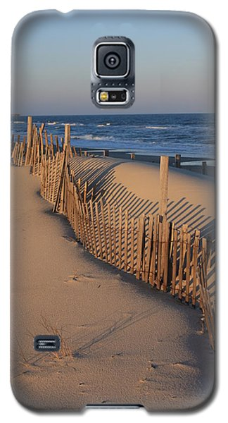 Galaxy S5 Case featuring the photograph Cape Hatteras Dunes  by Mountains to the Sea Photo