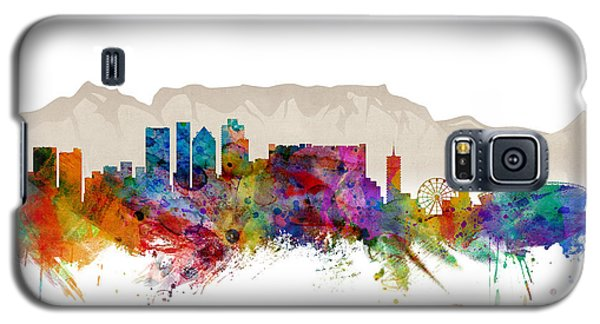 Cape Town South Africa Skyline Galaxy S5 Case