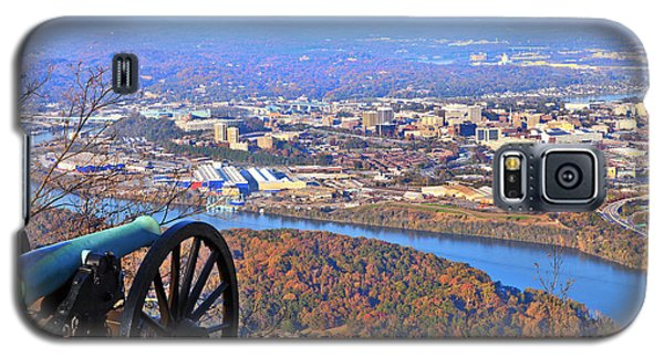 Chattanooga In Autumn Galaxy S5 Case