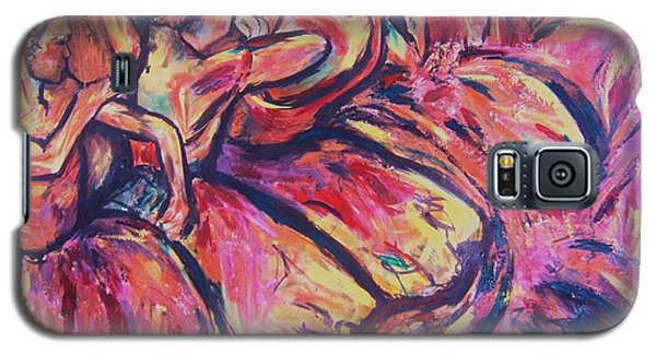 Dancers Galaxy S5 Case by Dawn Fisher