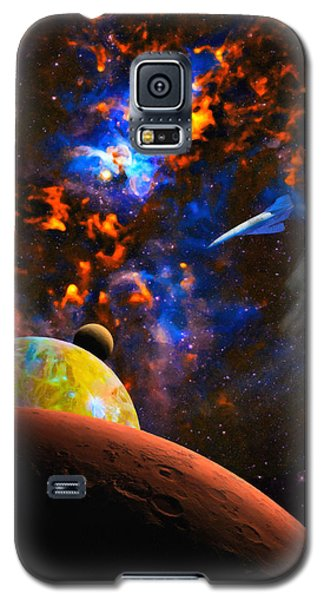 Derelict Galaxy S5 Case
