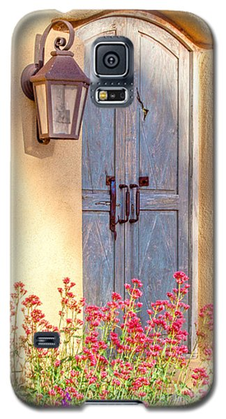 Doors Of Santa Fe Galaxy S5 Case by Roselynne Broussard