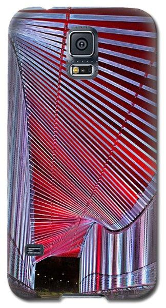 Double Helix Footbridge Galaxy S5 Case