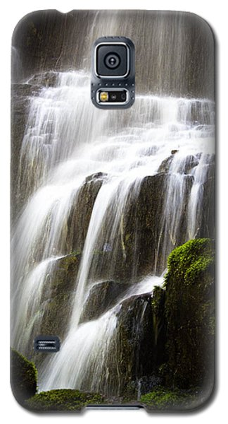 Galaxy S5 Case featuring the photograph Fairy Falls by Patricia Babbitt