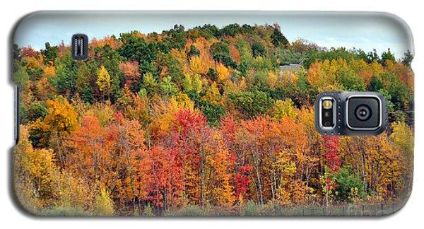 Fall Foliage In New England Galaxy S5 Case
