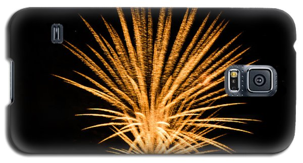 Galaxy S5 Case featuring the photograph Fireworks by Cathy Donohoue