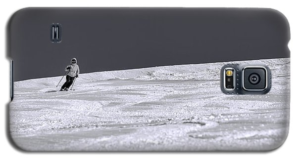 First Run Galaxy S5 Case by Sebastian Musial