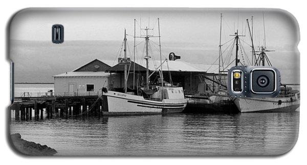 3 Fishing Boats Galaxy S5 Case