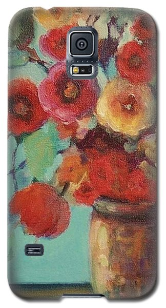 Floral Painting Galaxy S5 Case