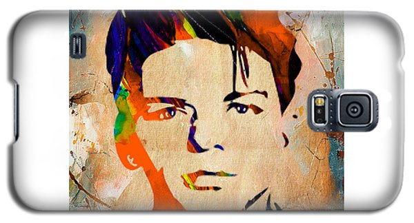 Frank Sinatra Art Galaxy S5 Case by Marvin Blaine