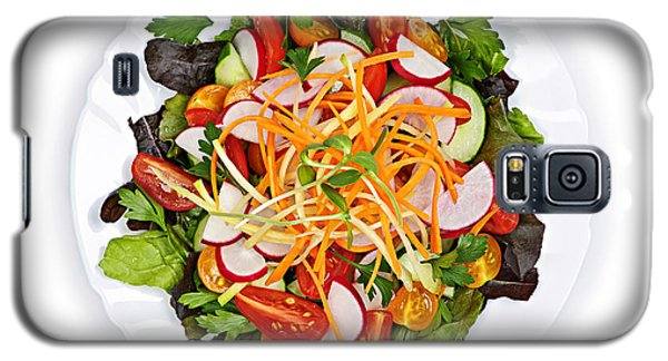 Garden Salad Galaxy S5 Case