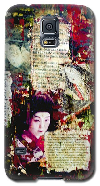 Geisha Galaxy S5 Case