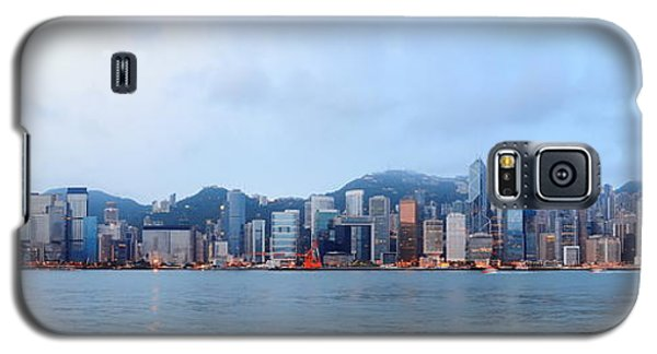 Hong Kong Morning Galaxy S5 Case