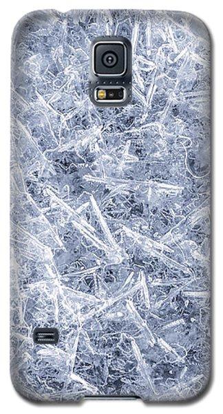 Ice On Minnehaha Creek 2 Galaxy S5 Case
