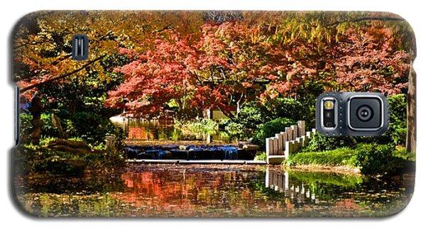 Japanese Gardens Galaxy S5 Case
