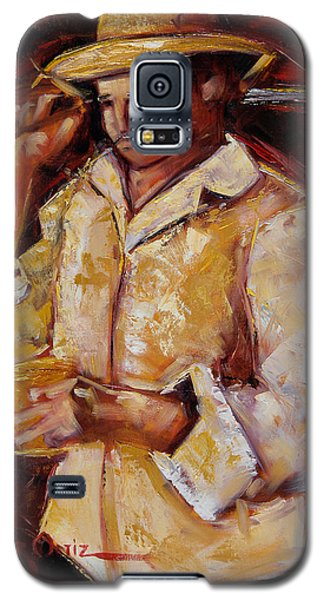 Jibaro De La Costa Galaxy S5 Case