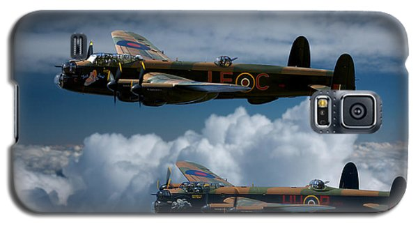 3 Lancaster Bombers Galaxy S5 Case