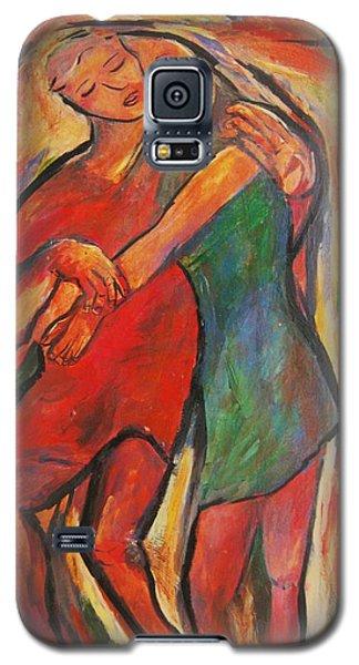 Lean Galaxy S5 Case by Dawn Fisher