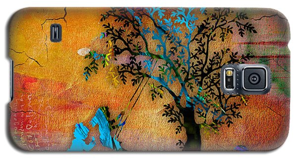 Leaves Galaxy S5 Case by Marvin Blaine