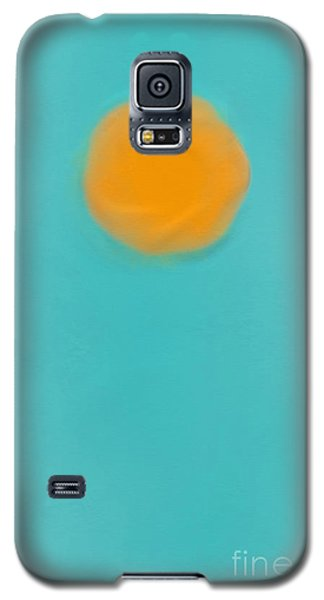 Lily Pond Galaxy S5 Case by Anita Lewis