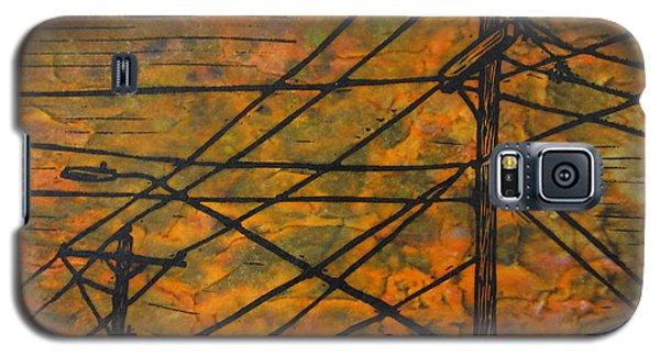 Lines Galaxy S5 Case