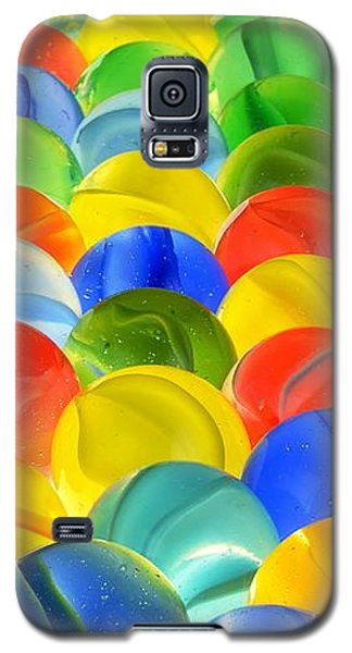 Marbles Galaxy S5 Case