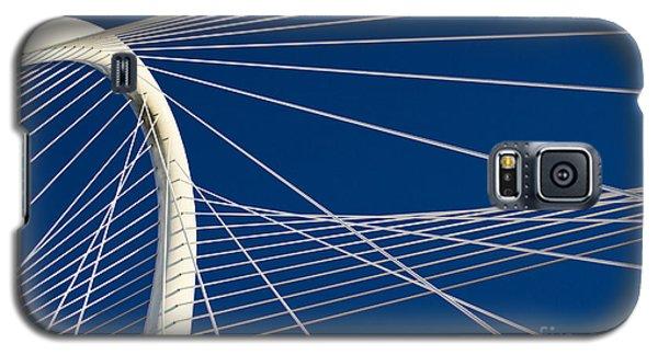 Margaret Hunt Hill Bridge Galaxy S5 Case by Elena Nosyreva
