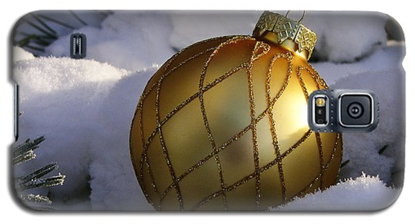 Galaxy S5 Case featuring the photograph Merry Christmas by Rhonda McDougall