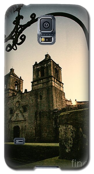 Mission Concepcion Galaxy S5 Case by Iris Greenwell