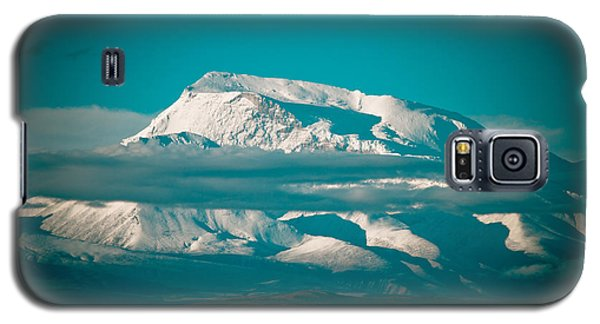 Galaxy S5 Case featuring the photograph Mount Gurla Mandhata by Raimond Klavins