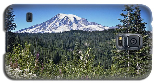 Mount Ranier Galaxy S5 Case