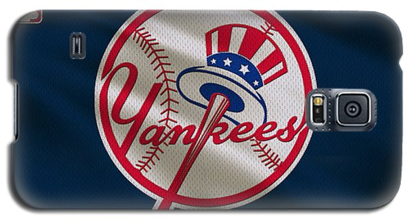 New York Yankees Uniform Galaxy S5 Case