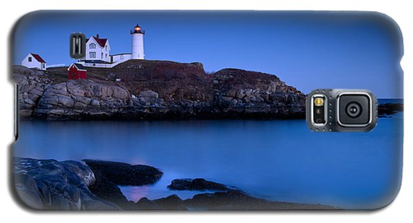 Nubble Lighthouse Galaxy S5 Case