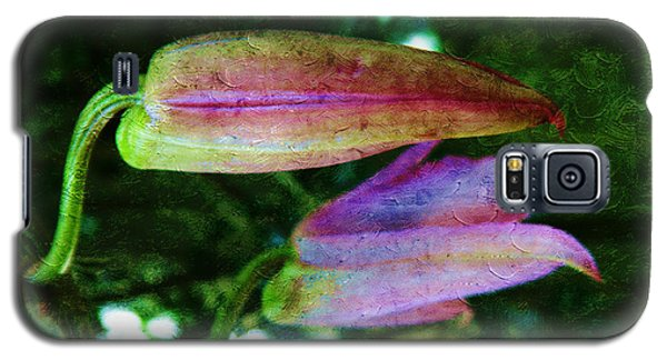 Orchid-dendrobium Buds Galaxy S5 Case