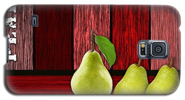 Pear Farm Galaxy S5 Case by Marvin Blaine