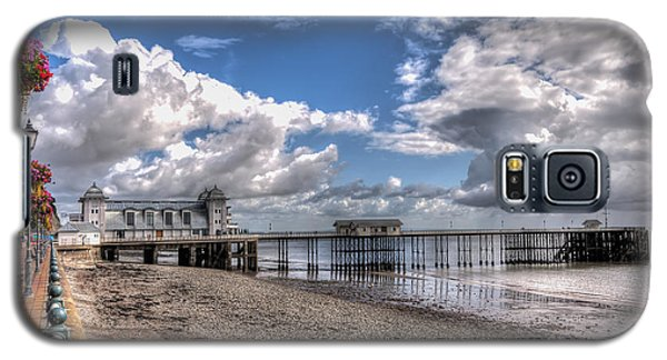 Penarth Pier 3 Galaxy S5 Case
