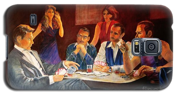 Pokertable Galaxy S5 Case